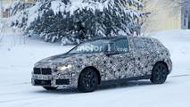 BMW 1 Series Snow Spy Photos