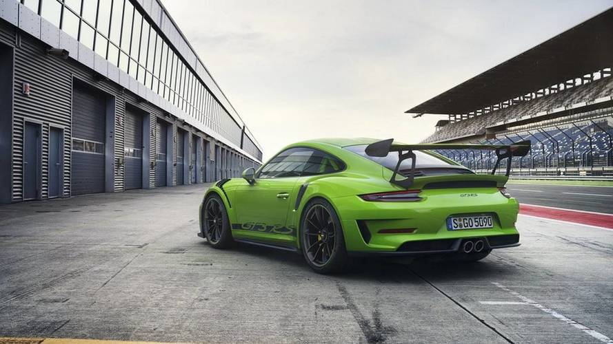 Porsche 911 GT3 RS - Toujours plus forte...