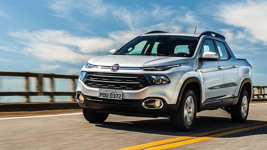 Fiat Toro 2019 ganha nova versão básica e perde câmbio manual