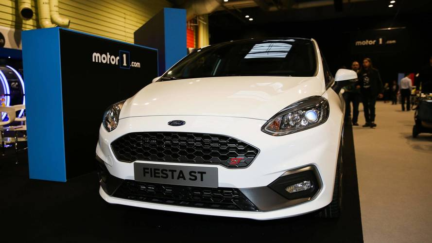 Ford Fiesta ST İngiltere'de tanıtıldı