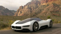 Pininfarina Birdcage 75th Concept from 2005