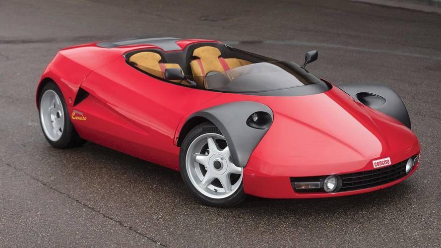 Ferrari 328 GTS Conciso Concept by Michalak
