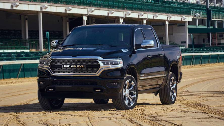 Ram 1500 Kentucky Derby Edition Is Lavish Way To Haul Your Horse