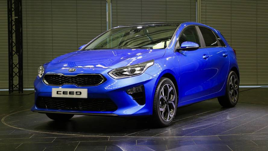 2018 Kia Ceed ready to take on rivals