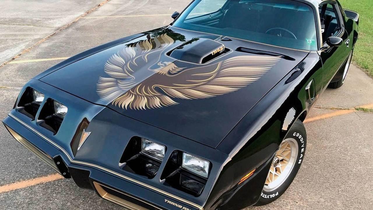 Pontiac Firebird Trans Am: Screaming Chicken