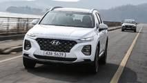 2018 Hyundai Santa Fe: İlk Sürüş