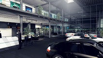 Porsche Invests 10 million Euro in Moscow