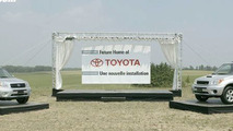 New Site for Toyota Auto Assembly Plant in Canada