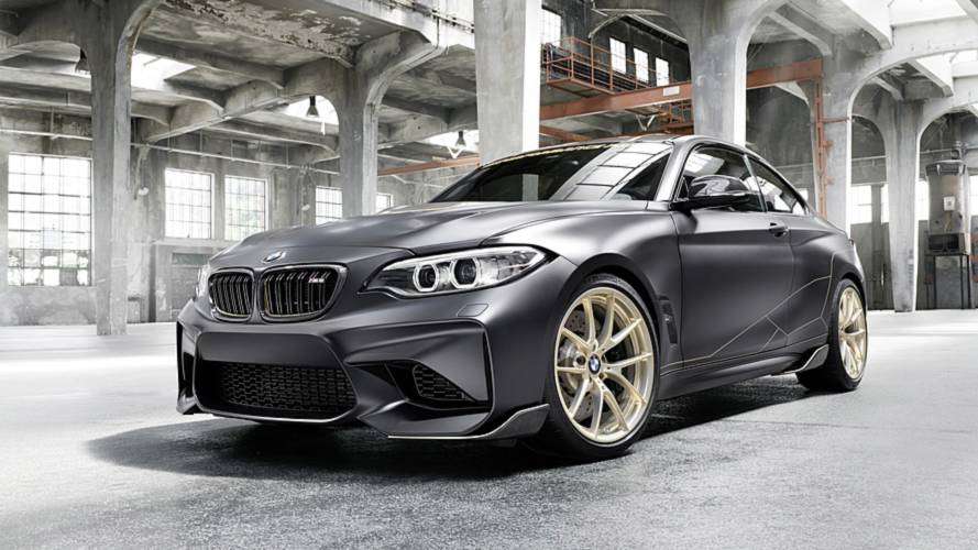BMW M Performance Parts Concept Puts The M In M2 At Goodwood FoS