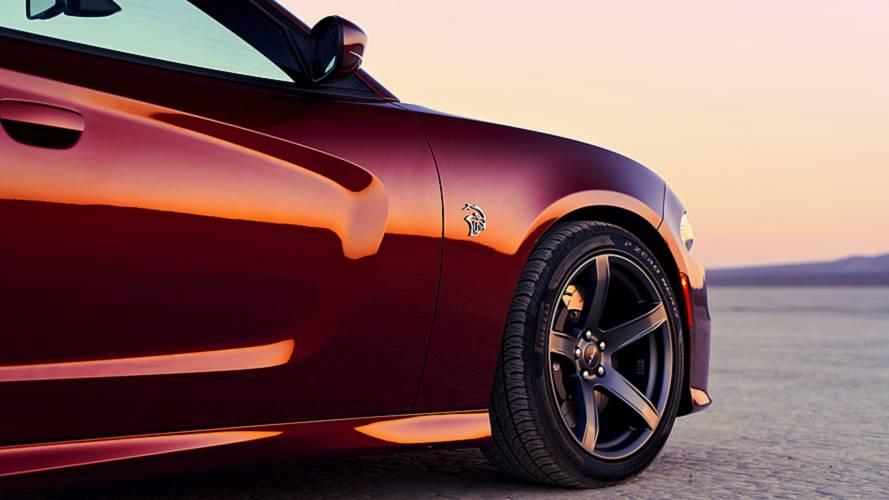 Dodge Charger SRT Hellcat Gets Demon Upgrades