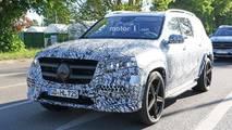 2020 Mercedes GLS Casus Fotoğraflar