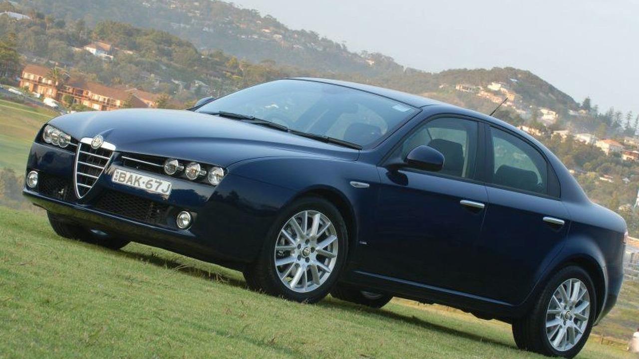 Alfa 159 Sedan