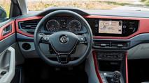 2018 Volkswagen Polo interior