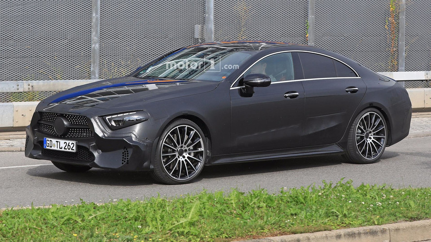 Mercedes CLS To Debut In November, Four-Door AMG GT In January