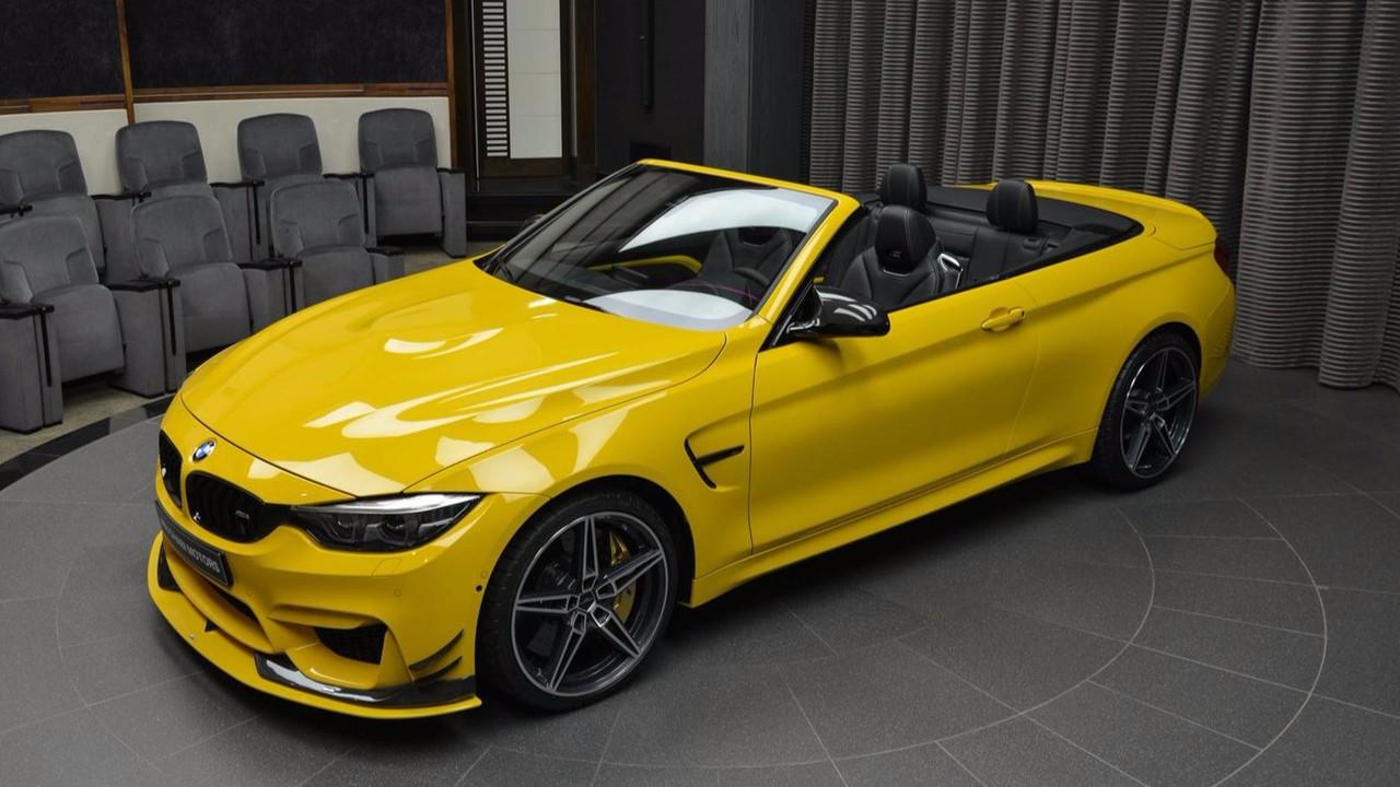 BMW M4 AC Schnitzer