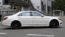 2020 Mercedes S Serisi casus foto