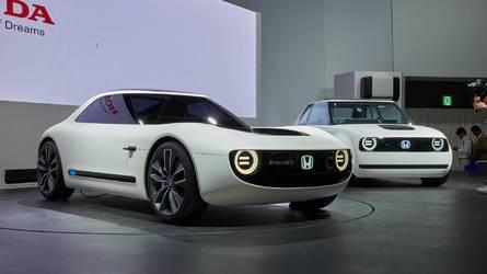 Honda Sports EV Concept é um esportivo moderno com visual retrô