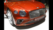 2018 Bentley Continental GT live in Frankfurt