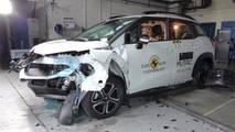 C3 Aircross crash-test