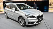 BMW at 2015 IAA