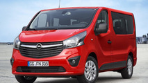 2016 Opel LCV lineup