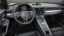 Porsche 911 Carrera 4 & Targa 4 unveiled with turbocharged engines