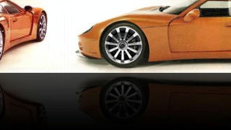 Revenge Designs GTM-R supercar to debut in Detroit