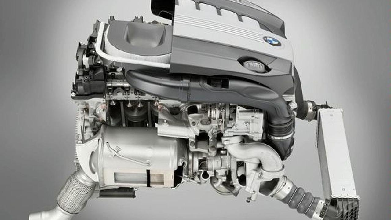 BMW's twin-turbo 3.0-liter diesel