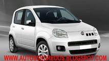 Fiat Uno artist rendering - 1600 - 14.01.2010