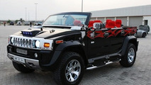 Hummer H2 Cabriolet