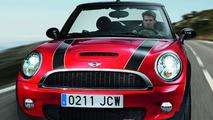 Mini Cooper John Cooper Works Cabrio