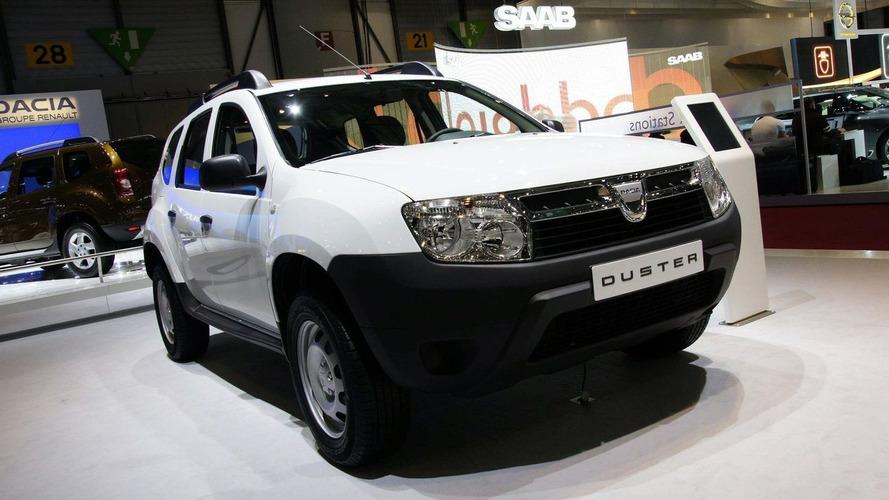 Dacia Announces UK Launch in 2012 - Duster Presented in Geneva