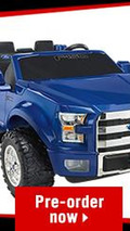 2015 Ford F-150 Power Wheels