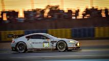 Aston Martin at 2014 Le Mans