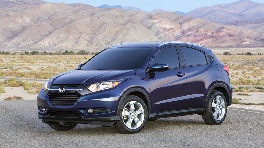 Acura considering an entry-level crossover based on the Honda HR-V