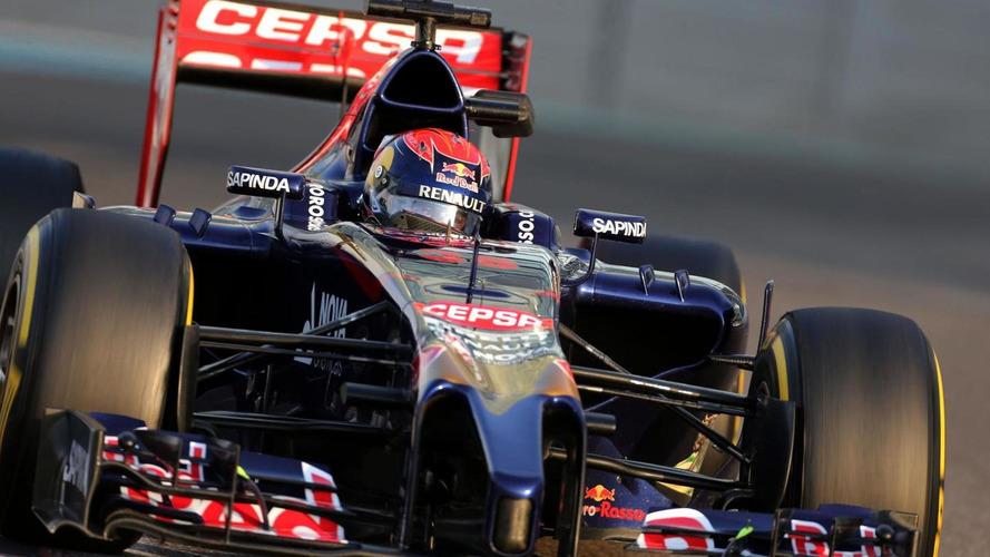 Toro Rosso car 'as good as Williams' - Sainz
