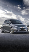 Abarth 500 Custom Track Package