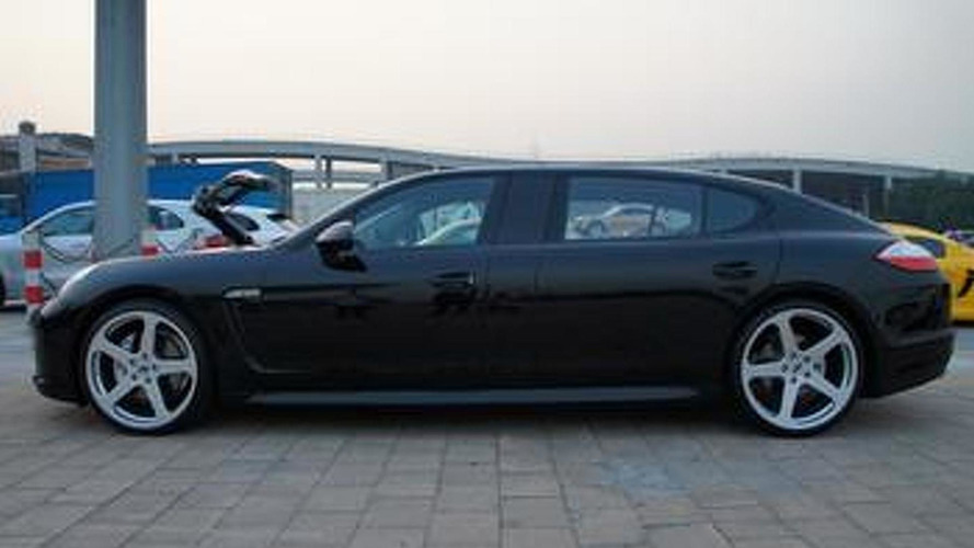 Ruf introduces Panamera XL for China