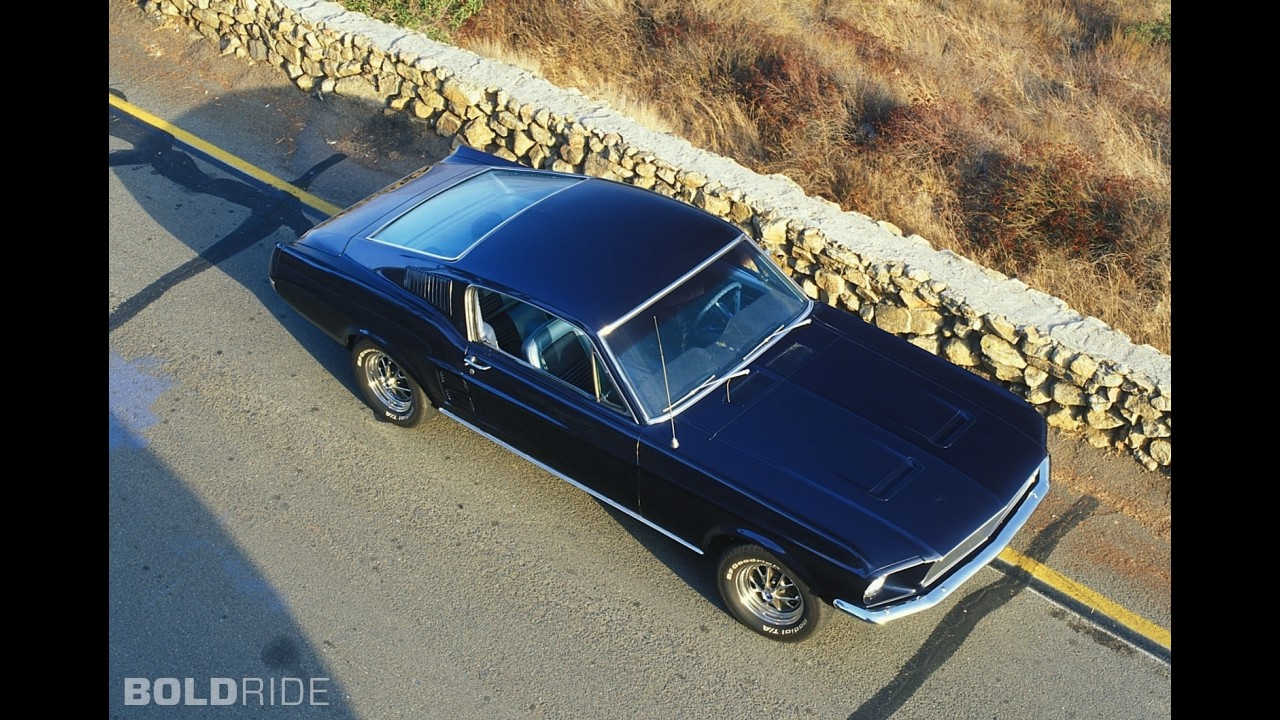 Ford Mustang T-5