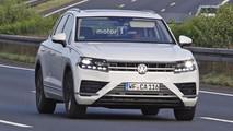 Volkswagen Touareg 2017 fotos espía