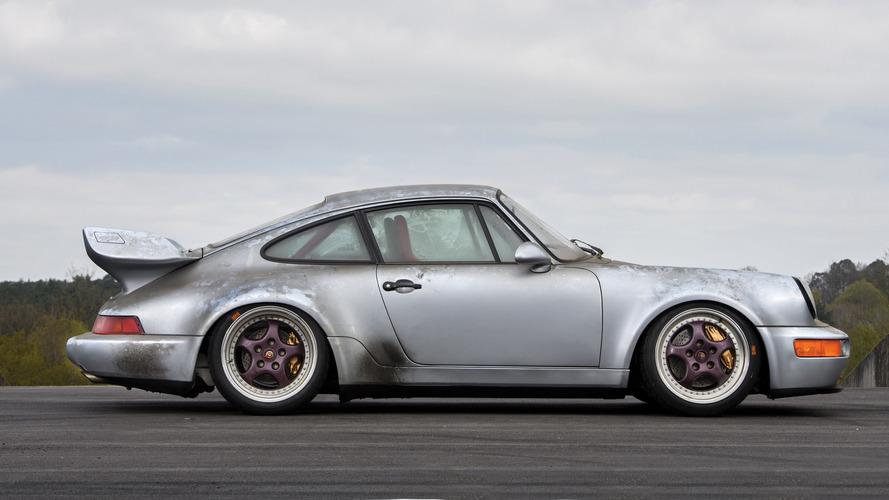 Kullanılmamış Porsche 911 Carrera RSR 3.8 rekor fiyata satıldı