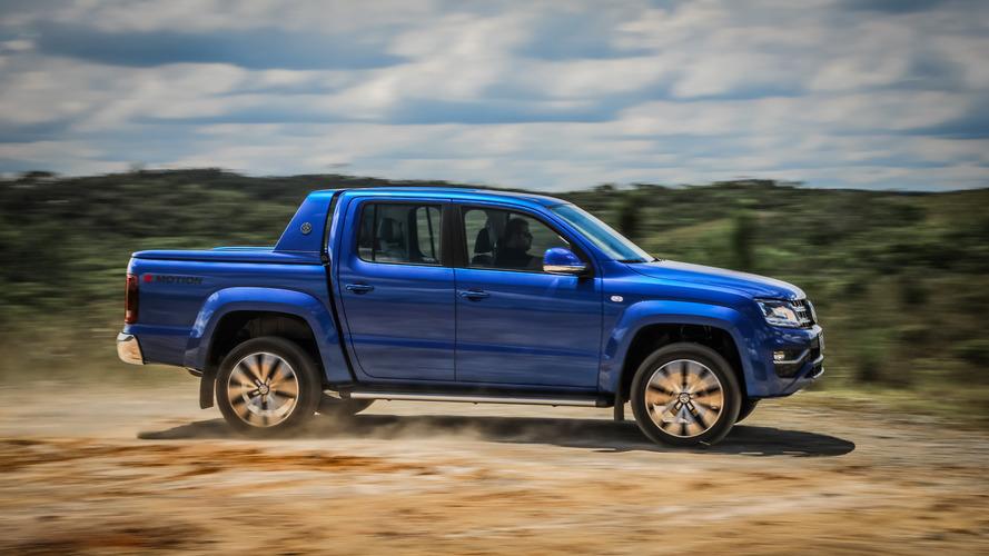 VW Amarok fica mais cara na linha 2019 e perde versão Extreme