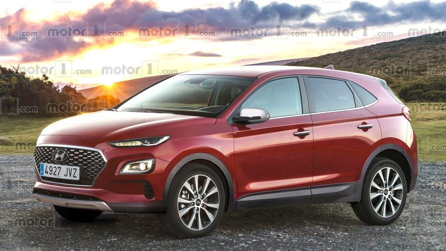 Kona é o nome do novo crossover compacto da Hyundai