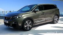 Essai Peugeot 5008 (2017)