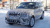 2018 Range Rover Sport plug-in hybrid photos espion