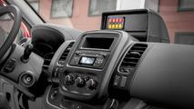 Opel Vivaro itfaiye aracı