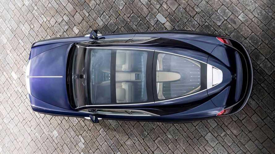 Rolls-Royce Sweptail muhteşem görünüyor