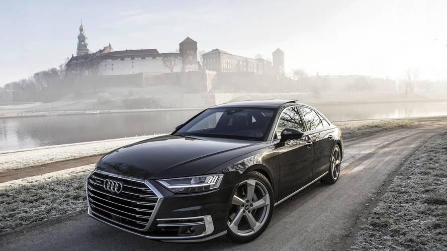 2019 Audi A8 in Poland