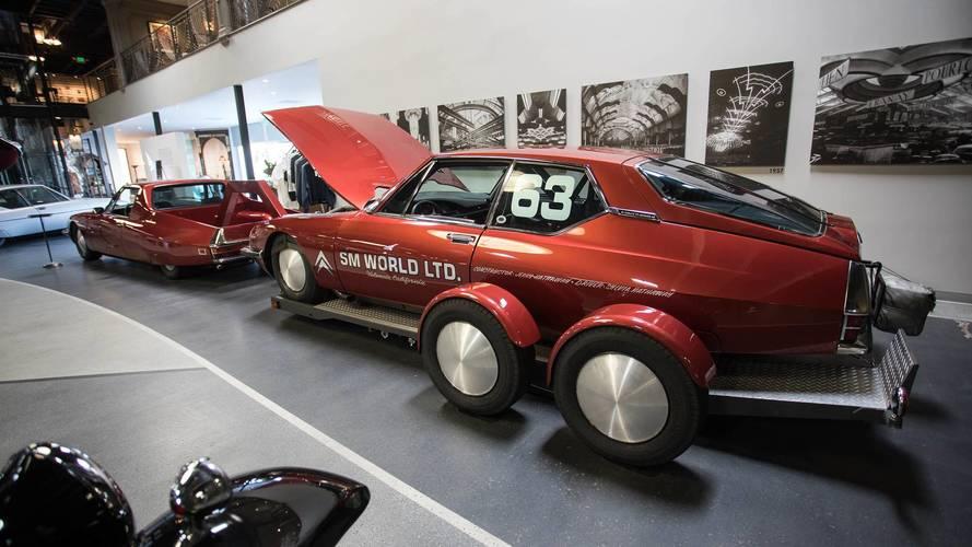 Citroën SM Bonneville