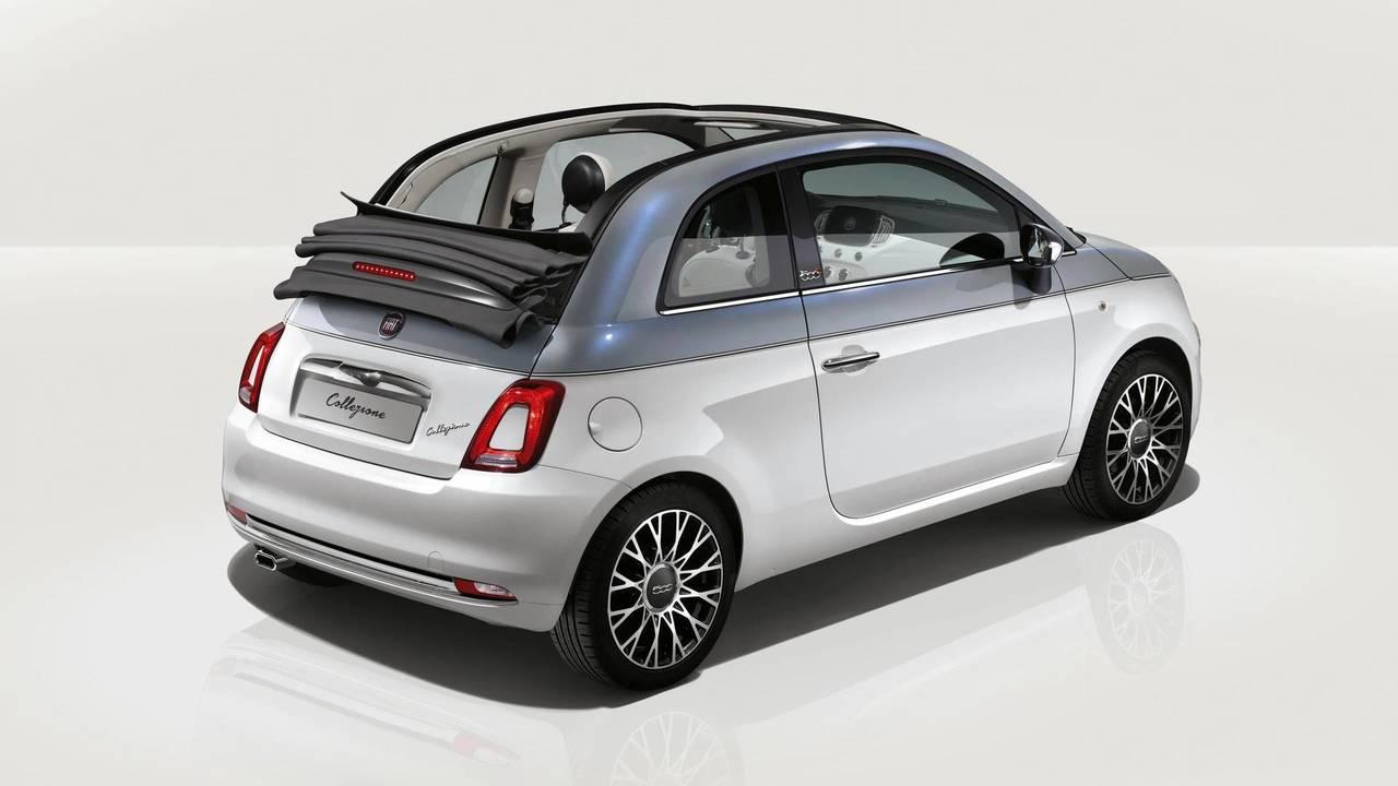 Fiat 500C - £14k